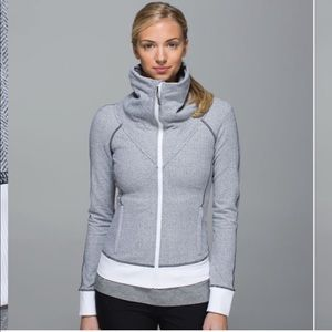 Lululemon ghost herringbone be present jacket 4